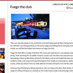 Fuego the club