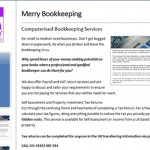 Merry Bookkeeping