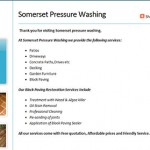 Somerset Pressure Washing